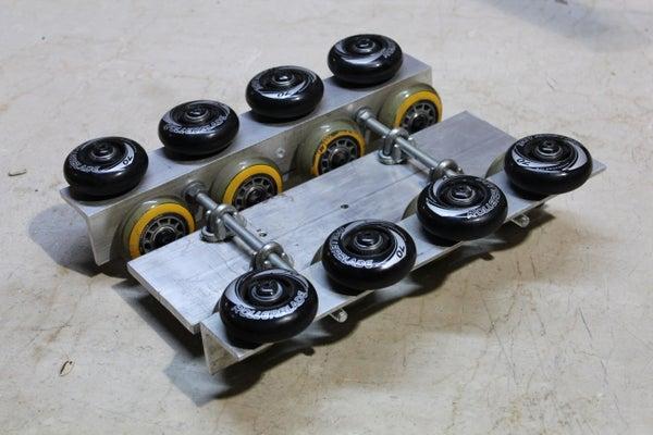 DIY Motorized Pan/Tilt/Dolly HDSLR Video Mount (Camera Slider)