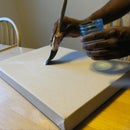 """How to Prepare Rabbit Skin Glue for """"sizing"""" a Canvas"""