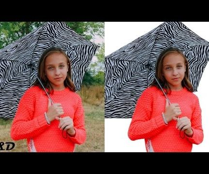 How to Remove Background of the Image Using GIMP (Path Tool)