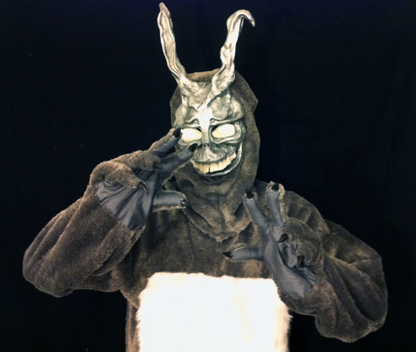 Make A Frank Costume From Donnie Darko 8 Steps With Pictures Instructables