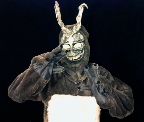 Make a Frank Costume From Donnie Darko