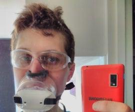 How to Make a Basic Coronavirus Face Mask