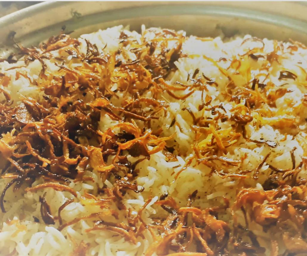How to Make Tasty Chicken Dum Biryani!