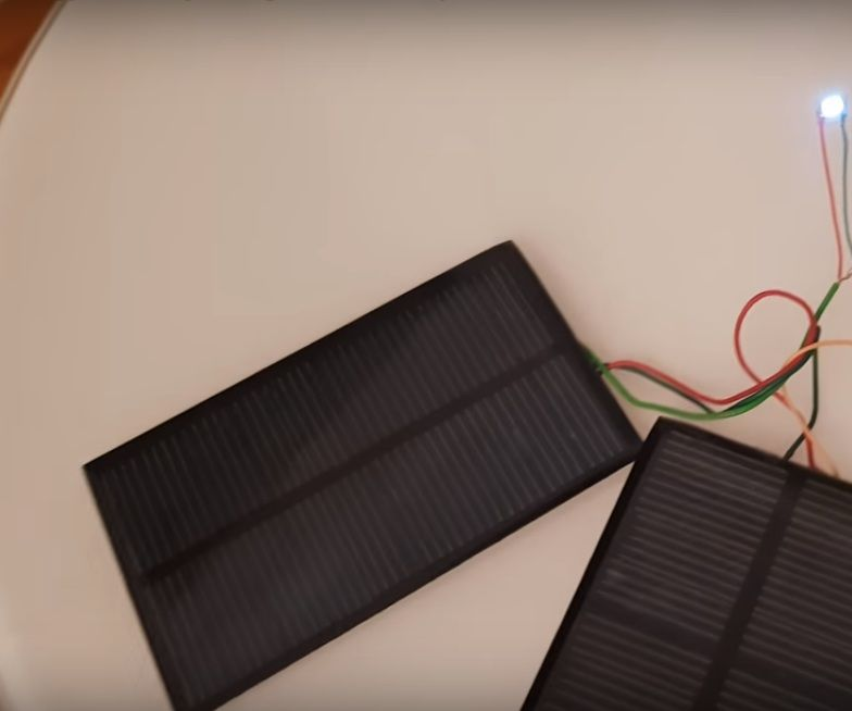 Energy Recovery Using Solar Panels