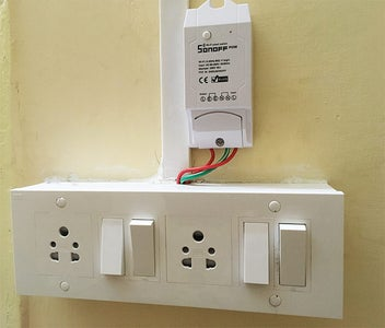 Device for Home Automation