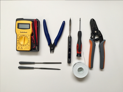 TOOLS AND BOM