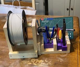 3D Printer Tool/Spool Holder