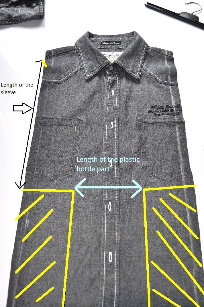 Sew Front and Back Together