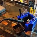3D Printed Solder Station Accessory Cradle