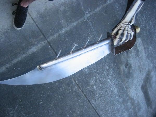 Prop Apocalypse Sword
