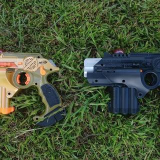 Paint a Phoenix LTX Lazer Tag Gun