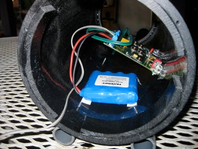 Install the Amplifier