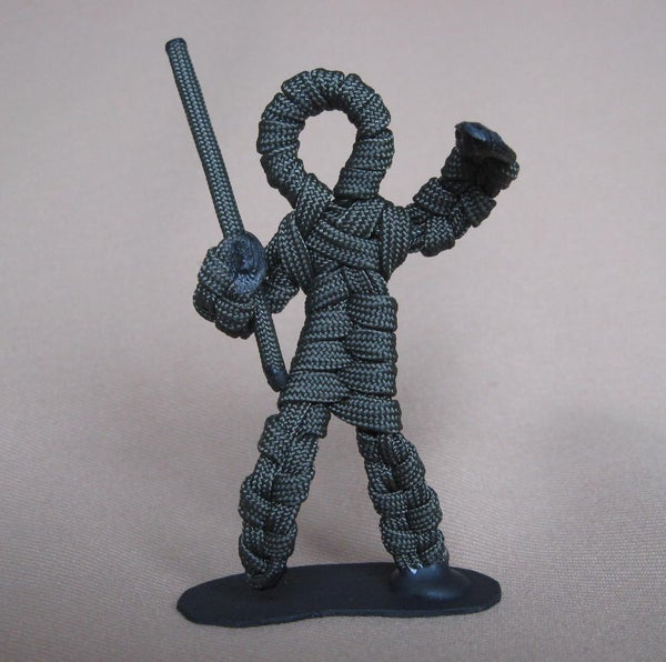 Poseable Army Men