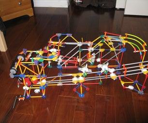 Project Lifts Knex Ball Machine