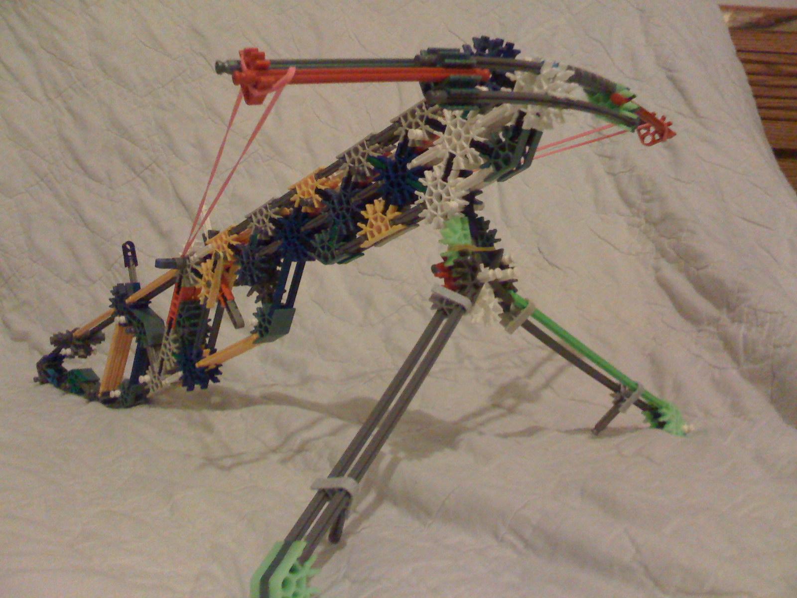 Knex Longbow SR-L crossbow