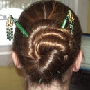 Hairstyles for Hair Sticks