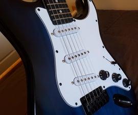如何重新调整你的吉他
