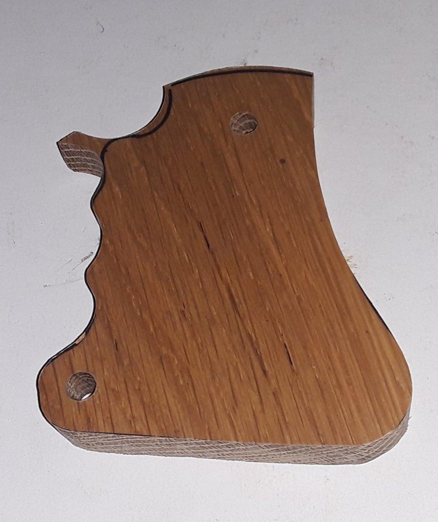 Adding Wooden Grips