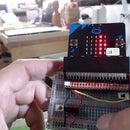 "Micro:arcade — a Cheap, Micro:bit-based, Solderless ""game Console"" (featuring 5x5Squash)"