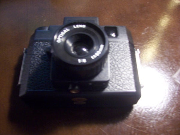 How to Convert Your Holga to a 35mm Camera