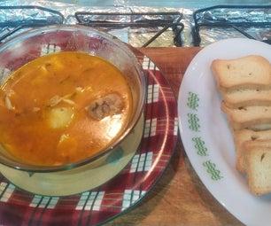 Agnolini Soup