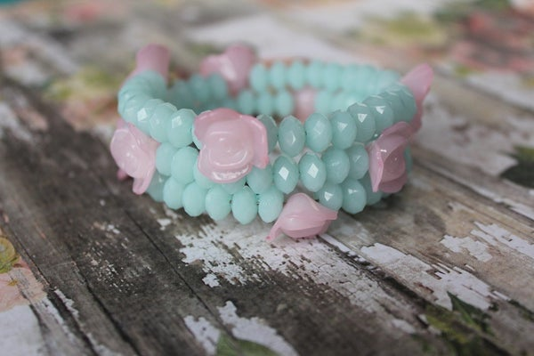 How to Make a Simple Memory Wire Bracelet