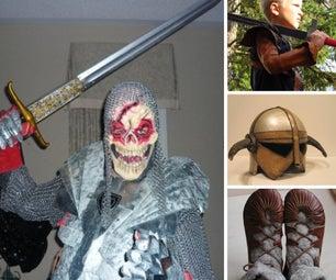DIY Medieval Halloween Costumes