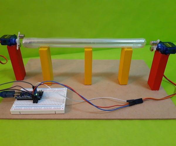 Magnetic Motion Machine