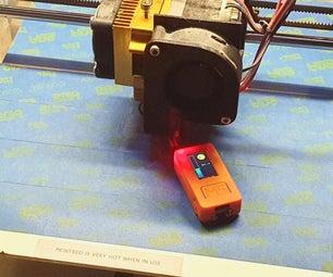 3D打印床调平工具使用M5STICKC
