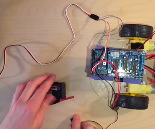 How to Make an Arduino Radio Controlled Robot