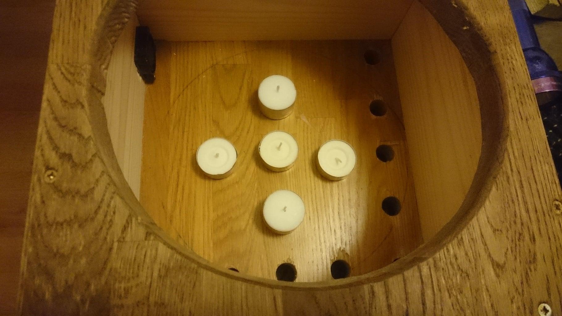 Make It Candle Friendly