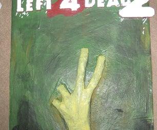 Left 4 Dead 2 Paper Mache Logo