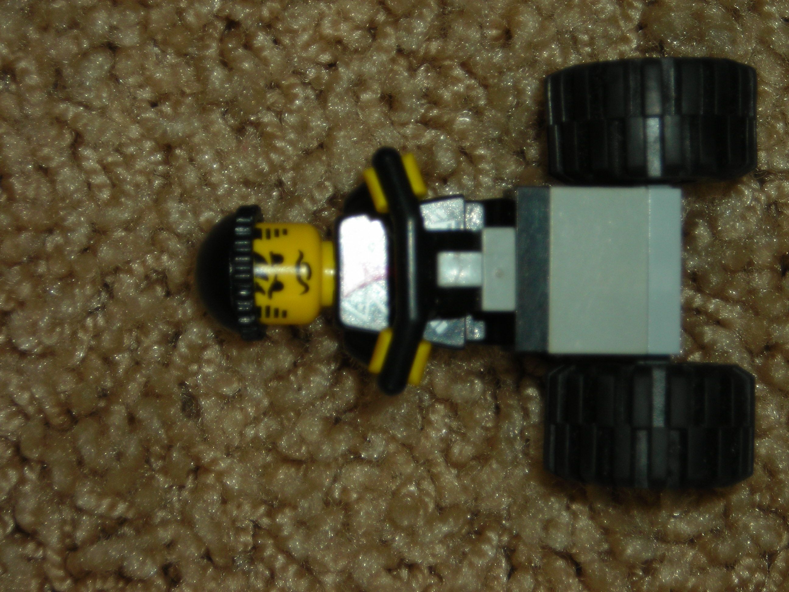Make a Lego segway