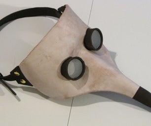 Blighted Beak - Plague Doctor Mask