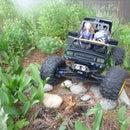 Autonomous R/C Tonka Truck with Head Tracking for FPV (Tonka Summit Build)
