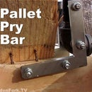 DIY Pallet Pry Bar