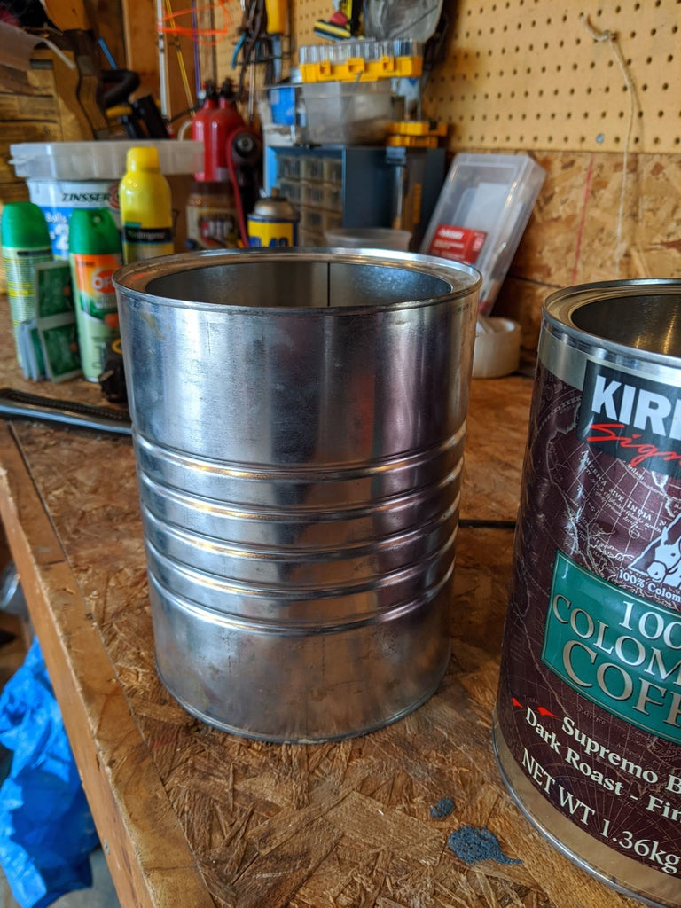 Find a Container to Use