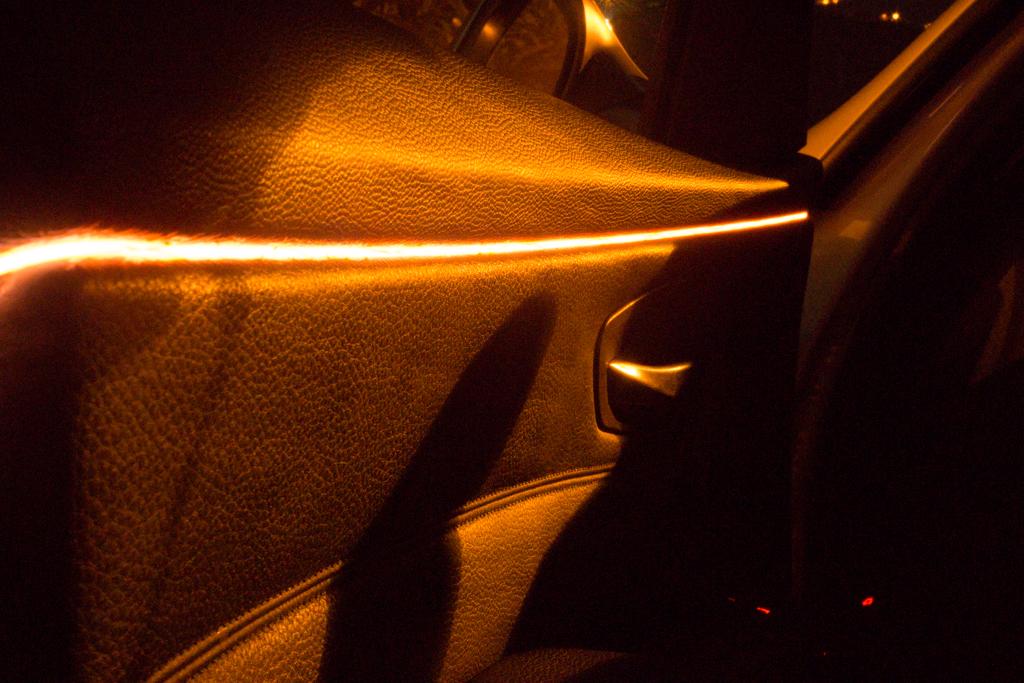 e90 2006 mood light
