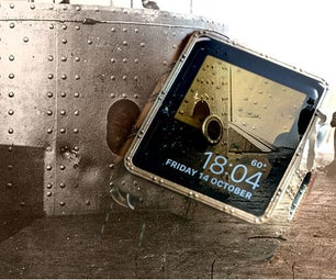 The Ironclad Apple Watch Cover
