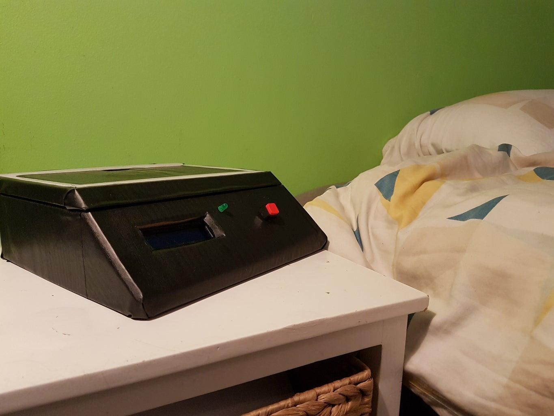 GOOB - a Smart Alarm Clock