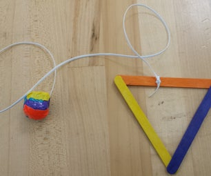 Ball and Triangle Game