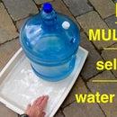Multi Cat Self Filling Water Dispenser