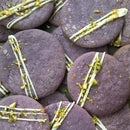 Ube Sugar Cookies