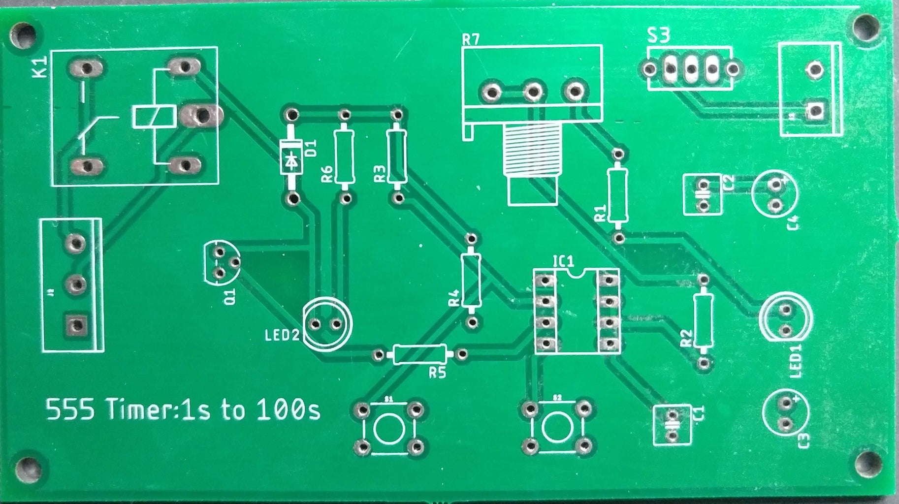 Fabricated Board