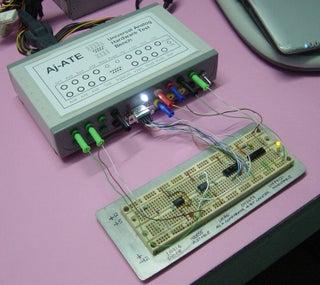 通用模拟硬件测试台