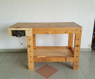 Feature-Packed Workbench (for Kids)