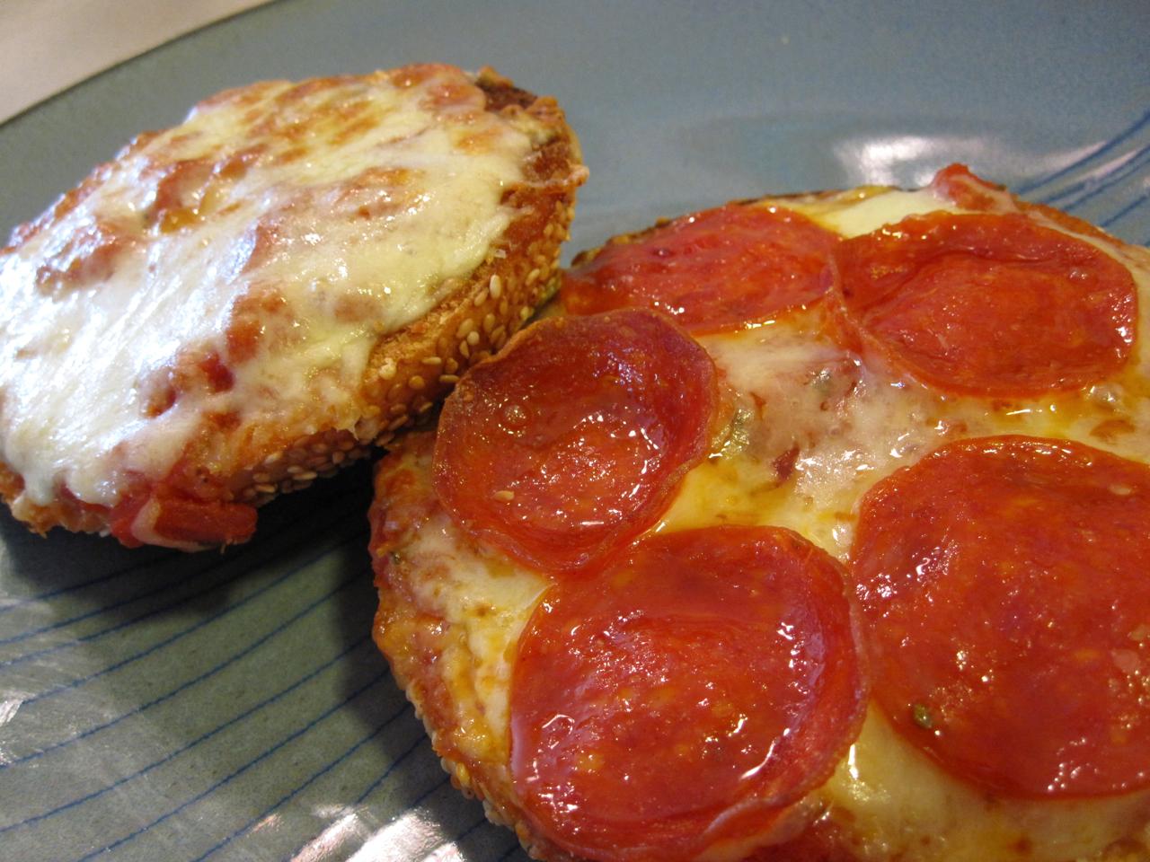 Pizza Bagel