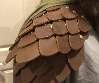 皮革秤armor.