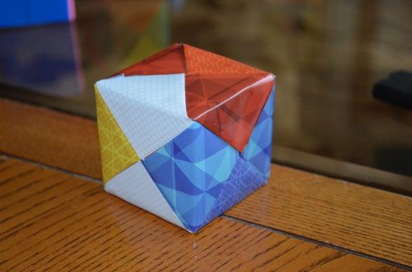Origami X CUBE