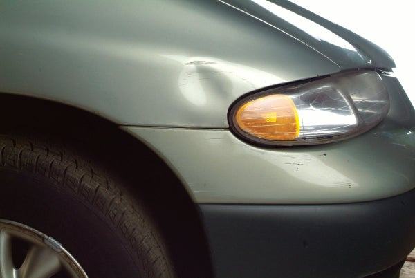 Taking Out Little Dents